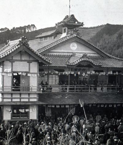 内子座 | 内子町公式観光サイト「内子さんぽ」