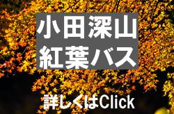 小田深山紅葉バス
