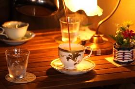 カフェ でんじろう
