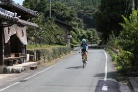 クロスバイクやママチャリ×大瀬遍路コース