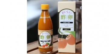 おいしい酢卵  森文醸造(株)