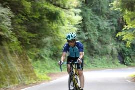 マウンテンバイク×小田深山コース