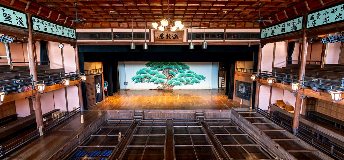 内子座(重要文化財)