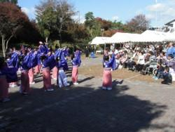 内子町各地の農業祭・文化祭を無料周回バスでつなぐ      うちこ「わ」まつり  11/3(日・祝)開催!
