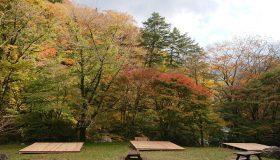 小田深山キャンプ場